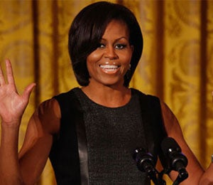 First Lady Diary: Remarkable Women Dinner