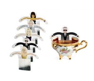 Naomi Campbell Inspires Line of Tea Bags