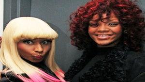 Rihanna, Nicki on Album for Japan Quake Victims