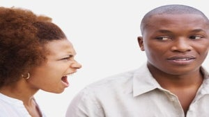 Ways to Properly Express Anger at Your Man