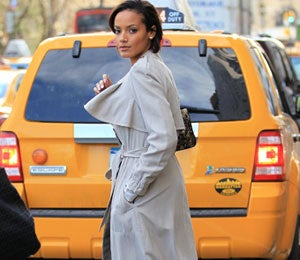 Star Gazing: Selita Ebanks Steps Out in Style