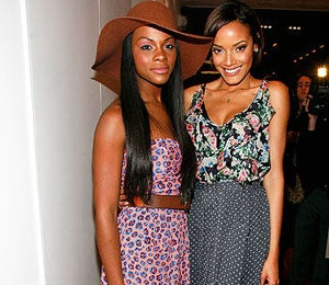 Star Gazing: Tika Sumpter and Selita are Fab in NYC