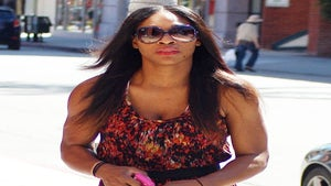 Star Gazing: Serena Williams Out in Beverly Hills