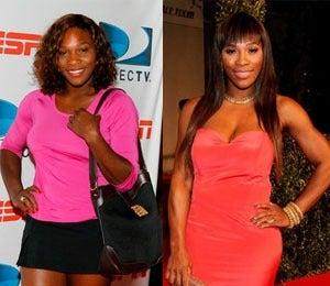 Style Transformation: Serena Williams