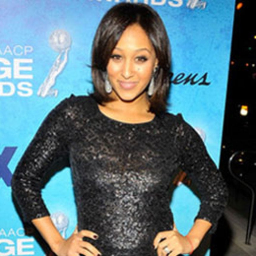 Star Gazing: Tamera Mowry at NAACP Awards Pre-Gala