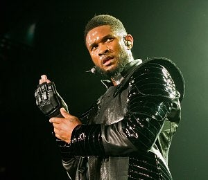 Coffee Talk: Usher Says He'll Also Donate Gadaffi Money