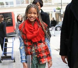 Star Gazing: Willow Smith Goes to London