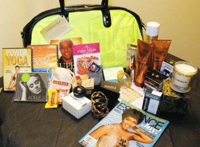 2011 Black Women in Hollywood Gift Bag