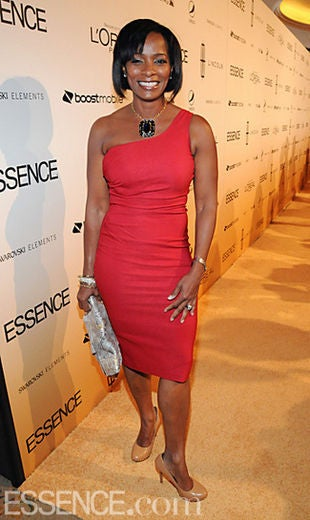 vanessa bell calloway young