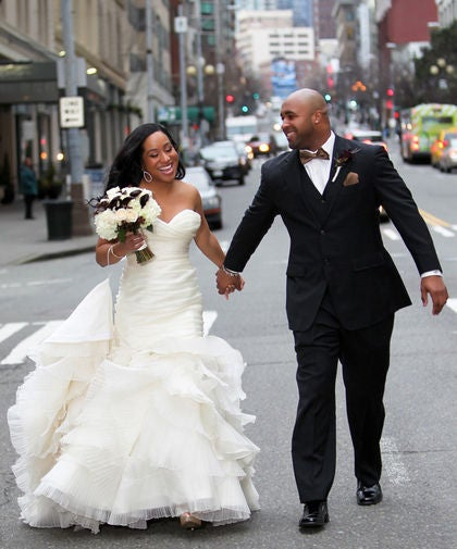 our favorite celebrity wedding photos of all time essence