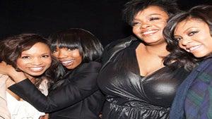 Star Gazing: Elise, Brandy and Taraji Support Jill Scott