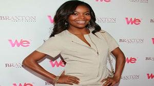 Star Gazing: Gabrielle Union Works the Pink Carpet