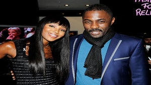 Star Gazing: Naomi and Idris Shop for a Cause