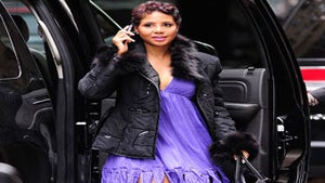 Star Gazing: Toni Braxton Promotes New Show in Style