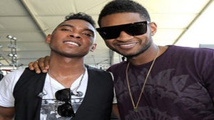 Star Gazing: Usher and Miguel Heat Up Coachella