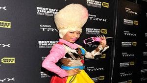 Star Gazing: Nicki Minaj Brightens Up New York City