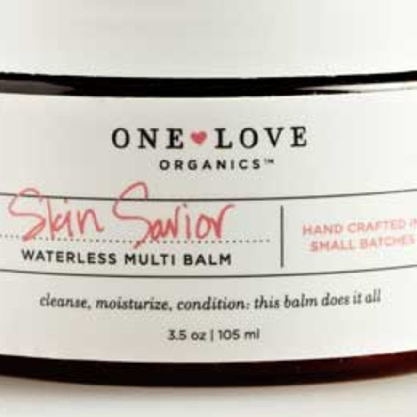 Miracle Worker: One Love Organics Skin Savior