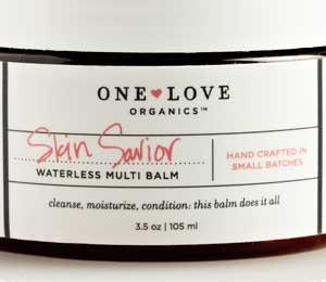 Miracle Worker: One Love Organics Skin Savior