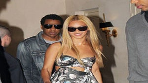 Star Gazing: Beyonce and Jay-Z Rendezvous in Paris