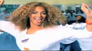 Must-See: Beyonce's 'Let's Move' Dance Video