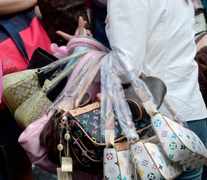 New Law May Fine Shoppers Buying Fake Luxury Goods