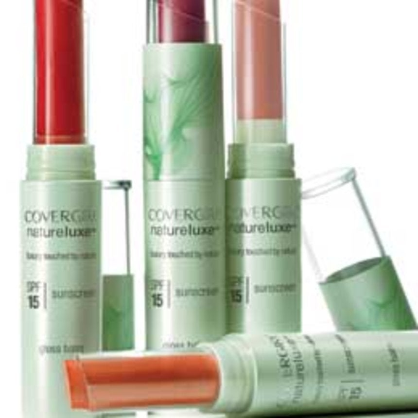 Miracle Worker: CoverGirl NatureLuxe Gloss Balm