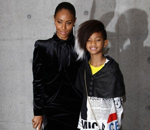 Coffee Talk: Jada on Keeping Willow 'Grounded'