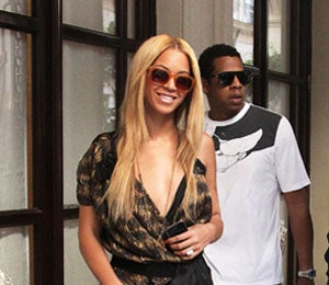 Star Gazing: Beyonce and Jay-Z Live It Up in Paris