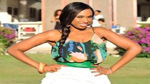 Star Gazing: Jennifer Hudson Enjoys Barbados Sunshine