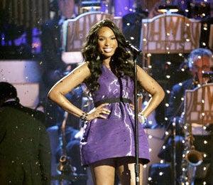 Star Gazing: Jennifer Hudson Performs on 'DWTS'