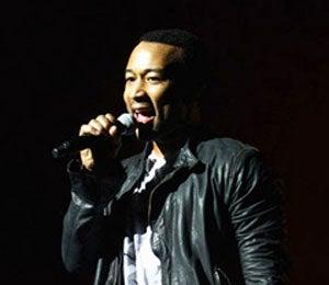 Star Gazing: John Legend Sizzles in Sydney