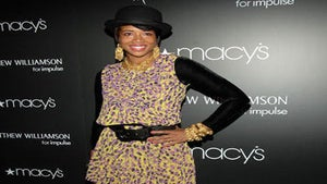 Star Gazing: Kelis Gets Eclectic at Macy's Event