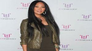 Kimora Lee Simmons Denies Anorexic Rumors