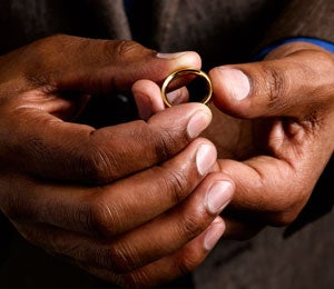 What You Said: Should A Man Wear His Wedding Ring?