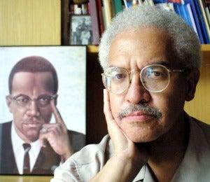 Malcom X Biographer Manning Marable Dies at 60