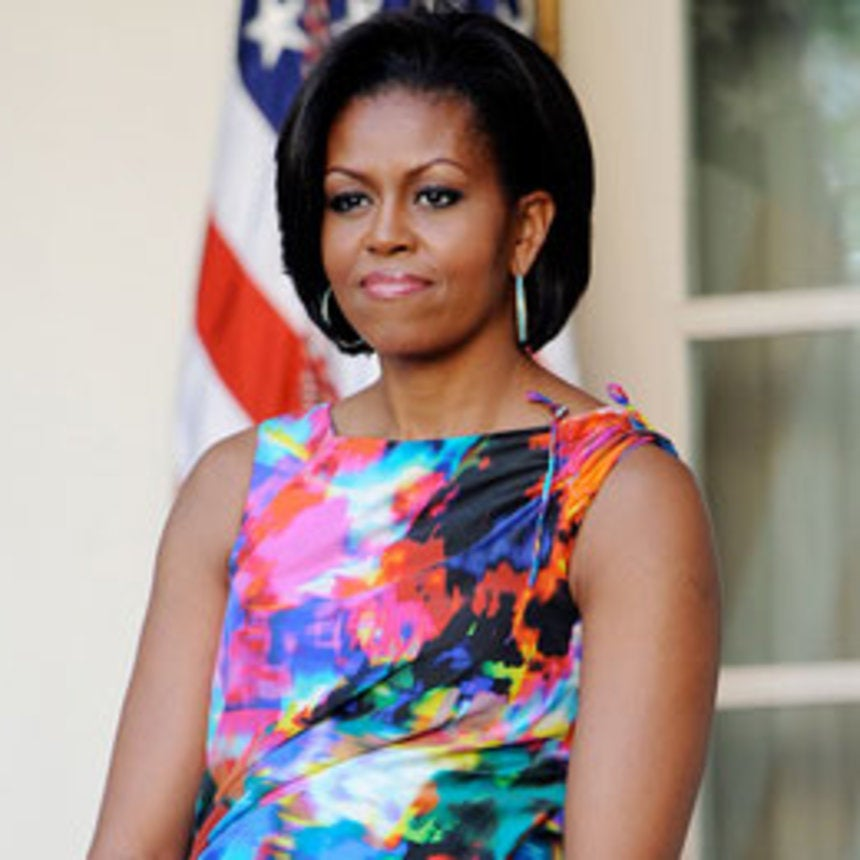Our First Lady Michelle Obama: The Ultimate Girlfriend