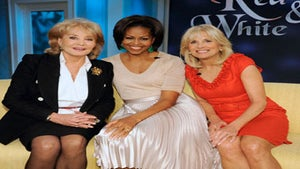 First Lady Diary: Michelle Obama Visits 'The View'