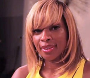 Must-See: Mary J. Blige on Being a Role Model