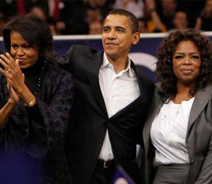 Oprah to Interview the Obamas in Final Episodes
