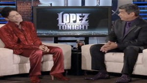 Must-See: Prince Visits George Lopez Tonight