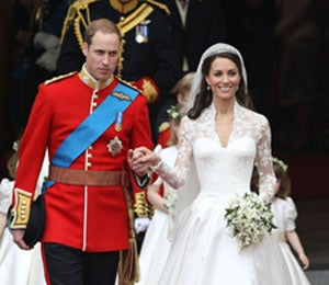 Prince William and Catherine's Royal Wedding