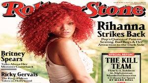 Sound-Off: Rihanna's 'T.M.I.' Description of Sex Life