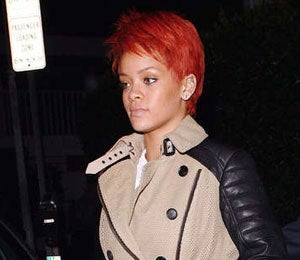 Star Gazing: Rihanna Shows Off New Pixie Cut