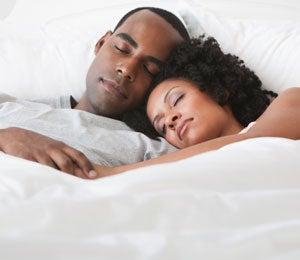 does sex before bed help sleep