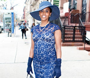 Street Style: Sunday's Best at Abyssinian Baptist Church