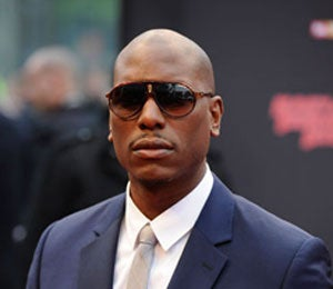Star Gazing: Tyrese Brings His Sexy to Germany