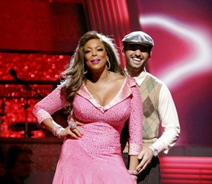 Wendy Williams Eliminated from 'DWTS'