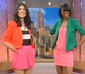 ESSENCE Girlfriend Makeovers on 'Wendy Williams'