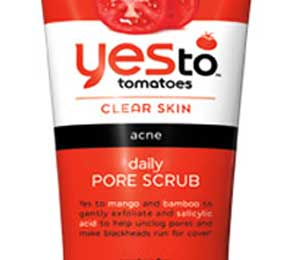 Miracle Worker: Say Yes To Tomatoes Pore Scrub