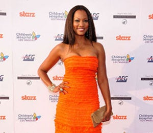 Star Gazing: Garcelle Beauvais Gets Bold and Bright